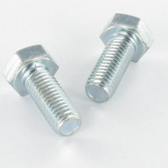 MACHINE SCREW HEXAGONAL HEAD 8X40 CLASS 8.8 ZINC PLATED ISO 4017