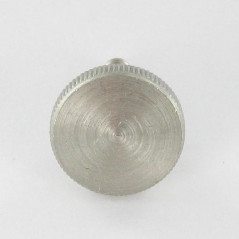 KNURLED SCREW 6X30 STAINLESS STEEL A1 DIN 464,VS8401