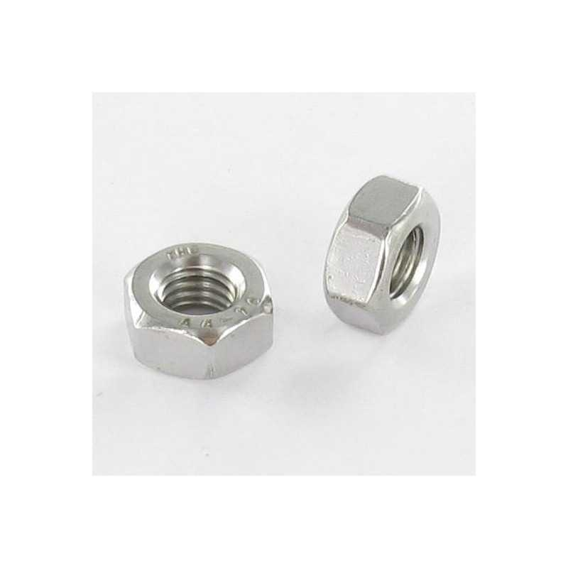 Nut Hexagon M10 Stainless Steel A4