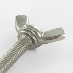 SCREW FOR WING 8X30 FORM AMERICAN STAINLESS STEEL A2