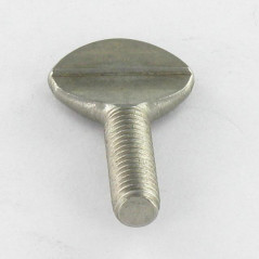 SHOULDERLESS THUMB SCREW 5X25 STAINLESS STEEL A2 VS8141