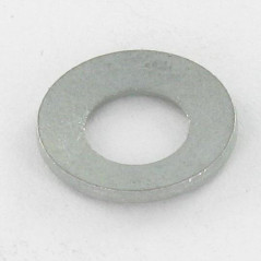 WASHER CONTACT M4X10X0.9 ZINC PLATED NORMAL SERIE NFE 25511