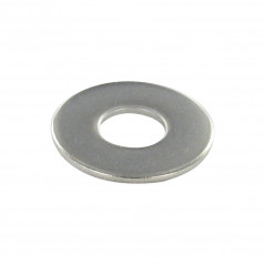 WASHER FLAT M4X10X0.8 M STAINLESS STEEL A2 NFE 25513,VS-NFE25513 GRADE C
