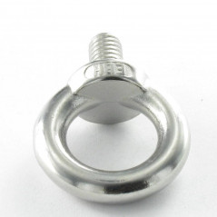 LIFTING EYE BOLT M16 STAINLESS STEEL A2