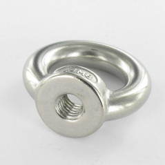 NUT FOR RING M6 STAINLESS STEEL A4 VS-DIN582