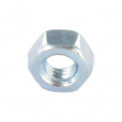 NUT HEXAGONAL M16 CL 8 ZINC PLATED NFE 24032 ISO 4032,VS-ISO4032,