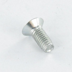 SELF TAPPING SCREW COUNTERSUNK HEAD 5X12 T25 ZINC PLATED