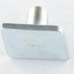 MACHINE SCREW HEAD LOZENGE 8X18 ZINC PLATED