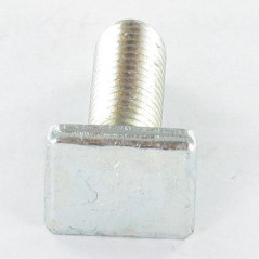 MACHINE SCREW RECTANGULAR HEAD M6X20 9.5X12X2 ZINC PLATED