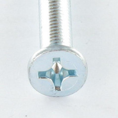 MACHINE SCREW COUNTERSUNK HEAD PHILLIPS 5X10 ZINC PLATED
