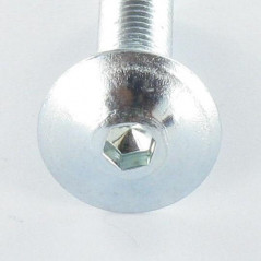 SCREW MUSHROOM 8X30 HEXAGON SOCKET 5 ZINC PLATED