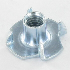 NUT T-NUT M8 ZINC PLATED
