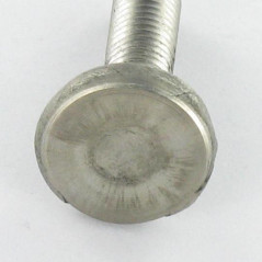 WELDING SCREW 5X20 3 PICOTS STAINLESS STEEL A2 NFE 25141-LB
