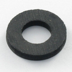 WASHER CAOUT BLACK 5X12X2 VS5943