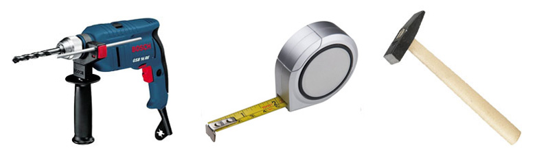 comment poser une tringle rideaux. Black Bedroom Furniture Sets. Home Design Ideas