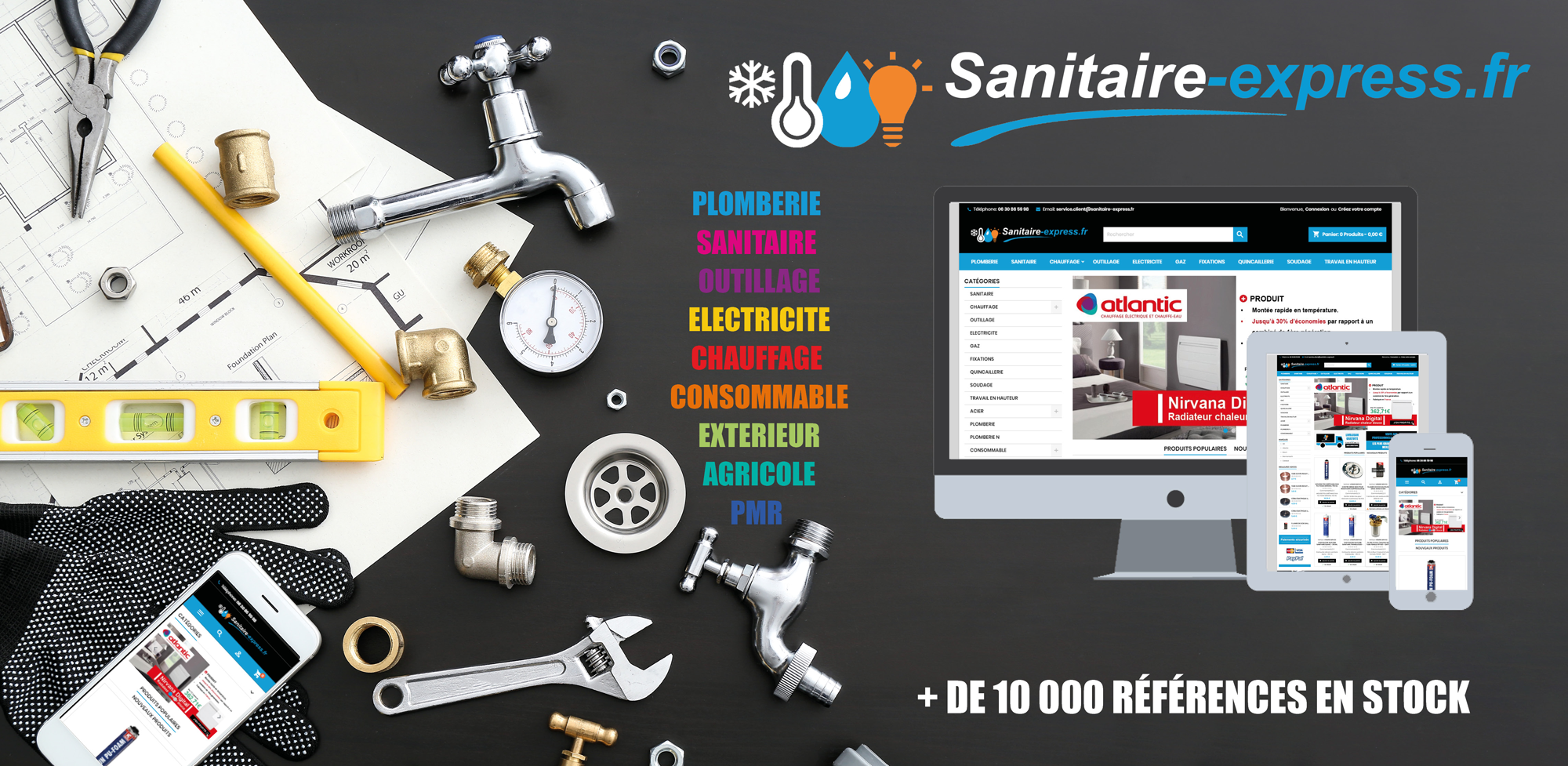 Sanitaire Express