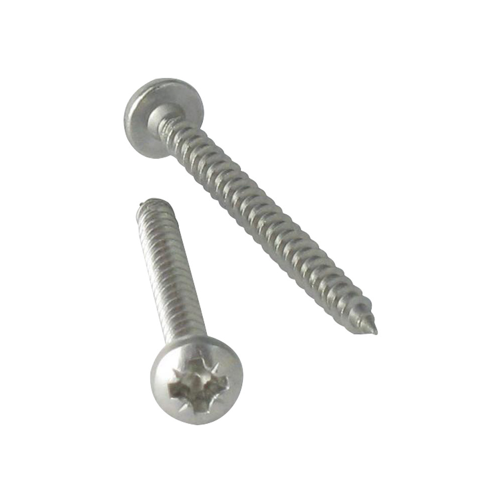 WOOD SCREWS CHIPBOARD SCREW ROUND HEAD POZI