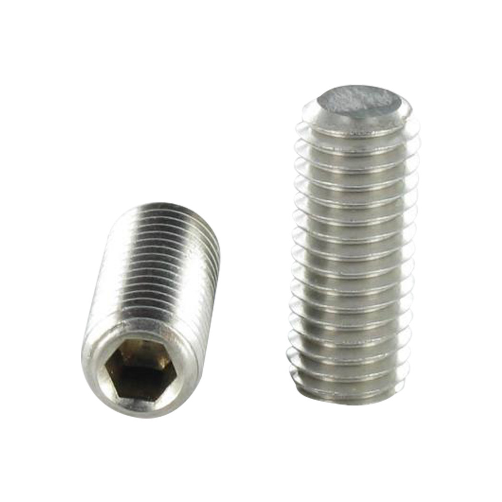 SCREW OF PRESSION SOCKET HEAD HEXAGON RECESS