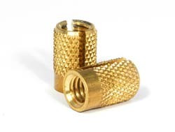 SELF TAPPING INSERT BRASS SET SCREW EXPANSIONFIX LAITO