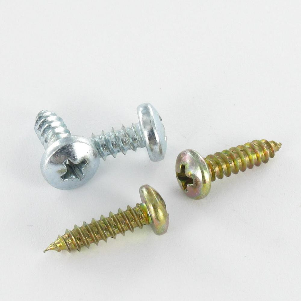 SCREW FOR THREAD ROLLING SCREW LARGE PAN HEAD PHILLIPS STEEL DIN 7981C