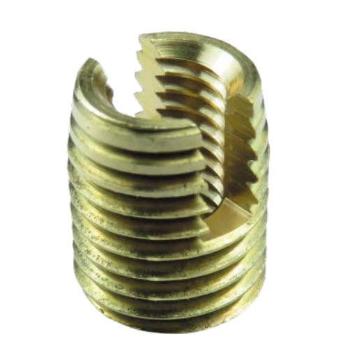 SELF TAPPING INSERT AUTOTARAUDEUR THREADFIX BRASS