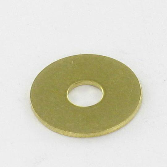 FLAT WASHER LARGE SERIE BRASS NFE 25513