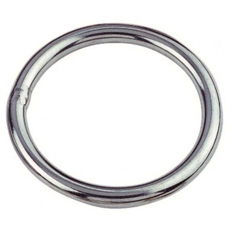 WELDED RING STAINLESS STEEL A4