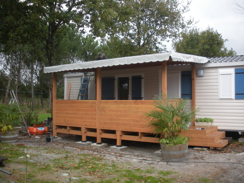 mobile home cabane