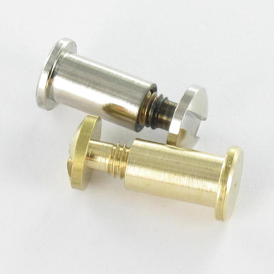 BINDING SCREW / SEX BOLT BRASS